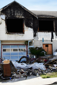 Fire Smoke Damage Restoration Malibu CA